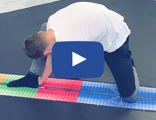 Stretching deiner Beininnen und -rückseite