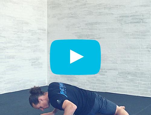 Hüftbeweglichkeit mit Rotation