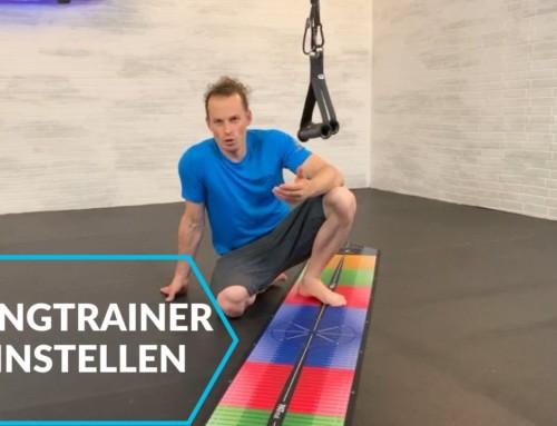 Sling Training mit der PATmat